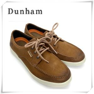 Dunham Colchester Moc Low Leather Boat Shoes